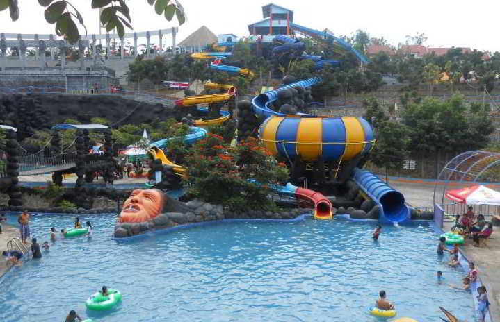 HTM Kediri Waterpark