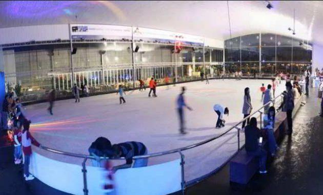 Harga Tiket Ice Skating PVJ