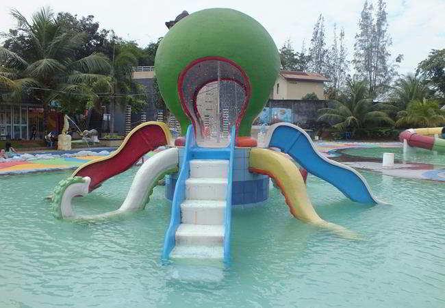 Kiddie Pool Hairos Waterpark