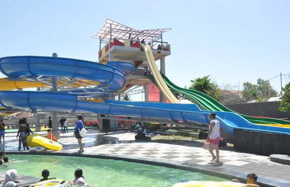 wahana planet waterboom subang
