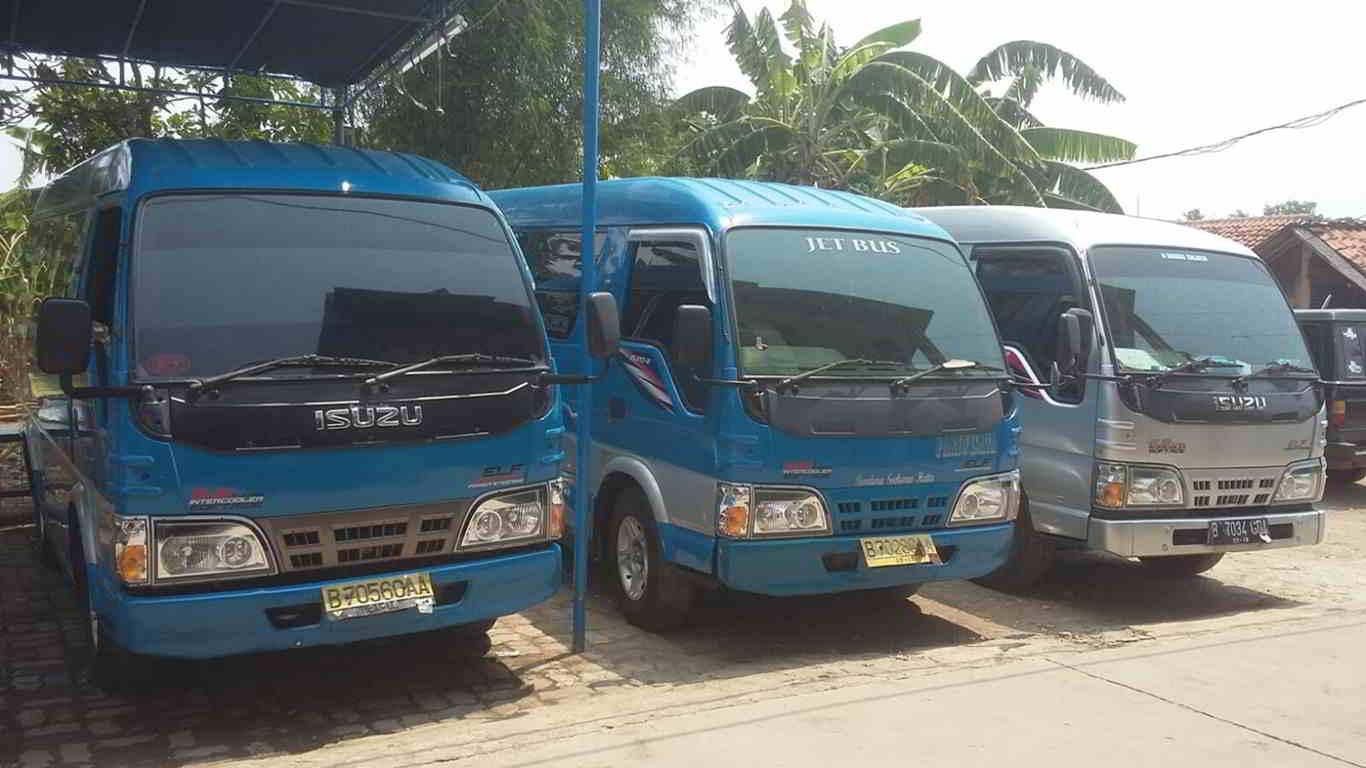Agung Trans Travel Jakarta Yogyakarta