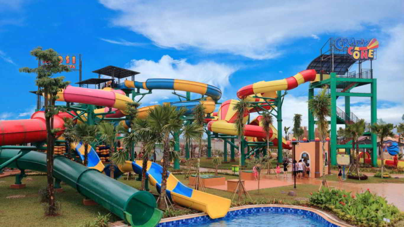 wahana transera waterpark