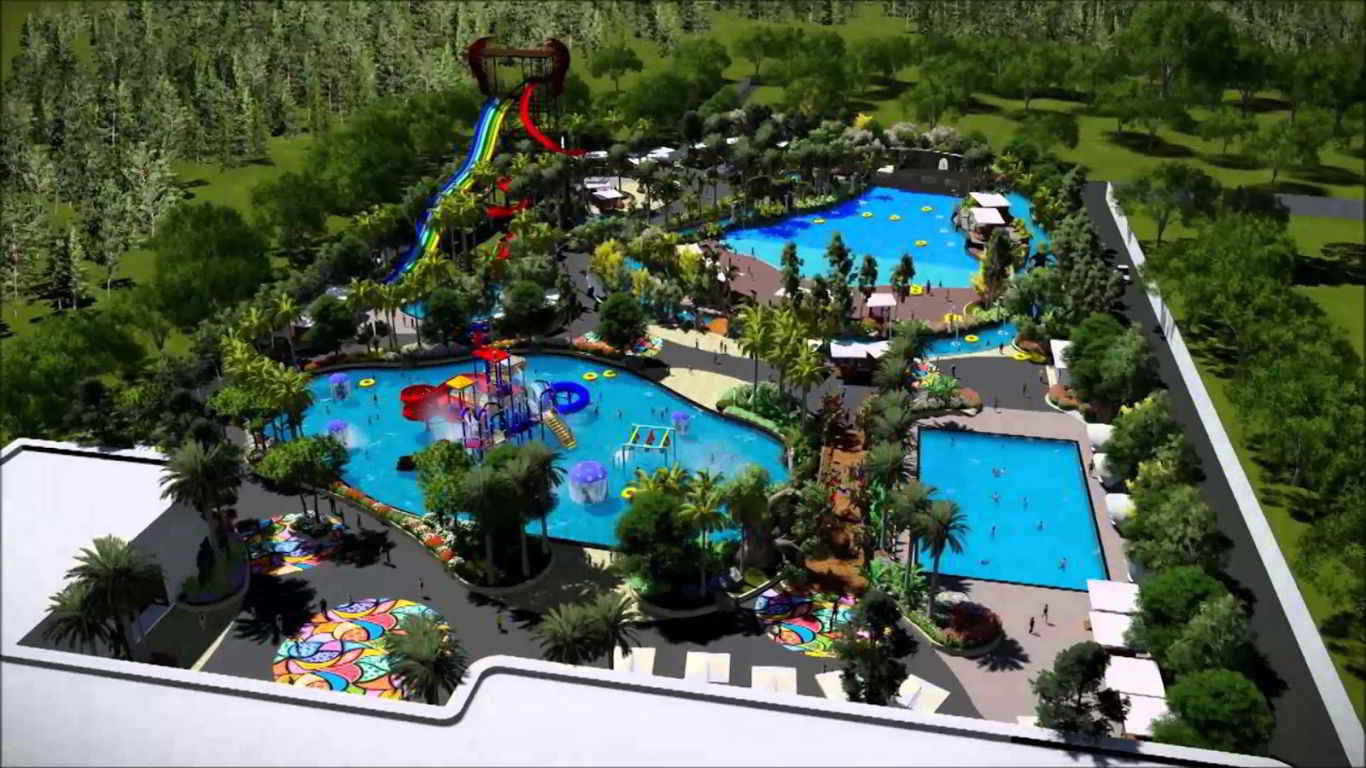 Harga Tiket Masuk Qubu Resort Pontianak