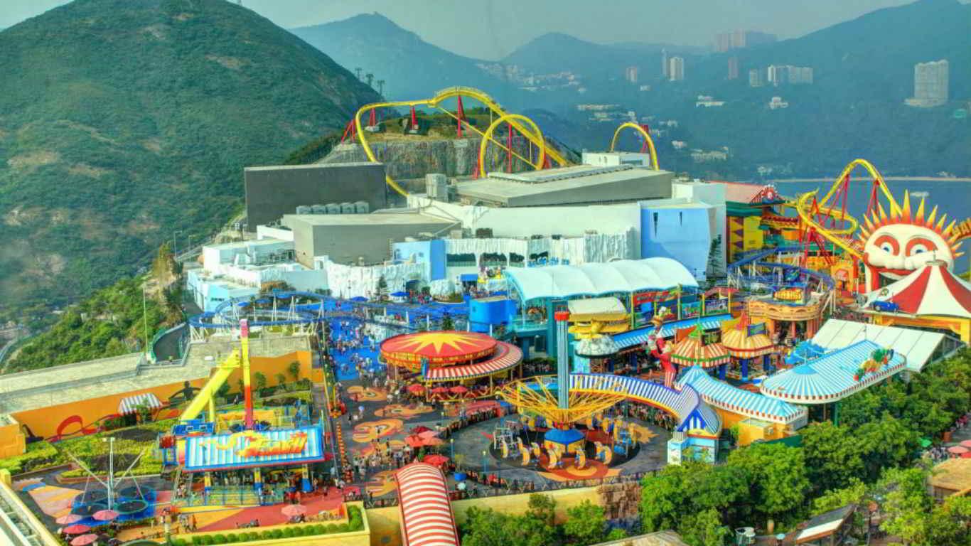√ Harga Tiket + Promo Ocean Park BSD 6 + Wahana