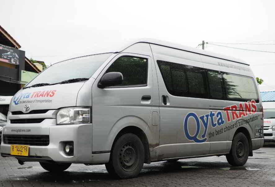 Travel Qyta Trans Semarang Cilacap