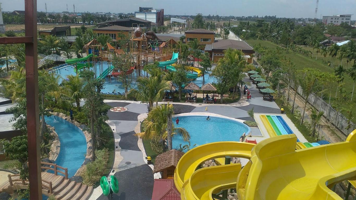 harga tiket qubu resort waterpark