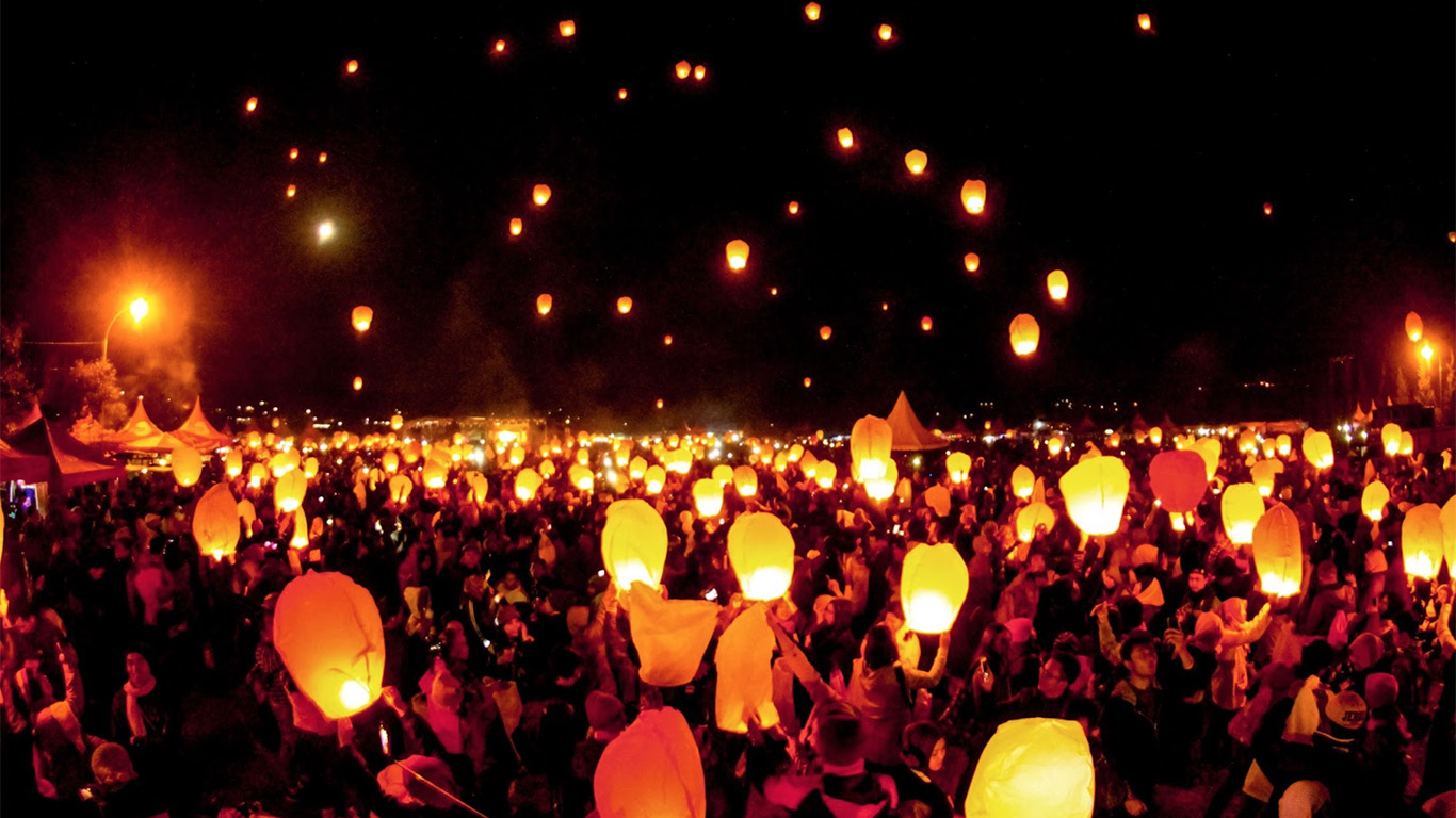 Harga Tiket Dieng Culture Festival