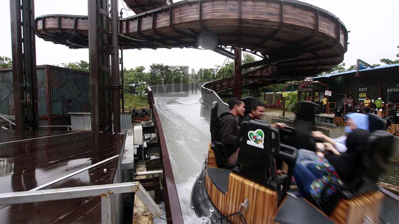 Promo Harga Tiket Masuk Jungleland 2019 Wahana