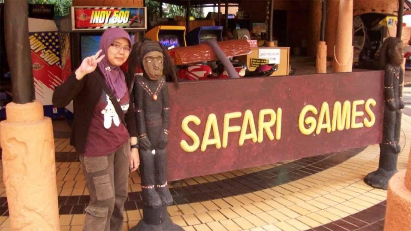 Safari Game Dufan