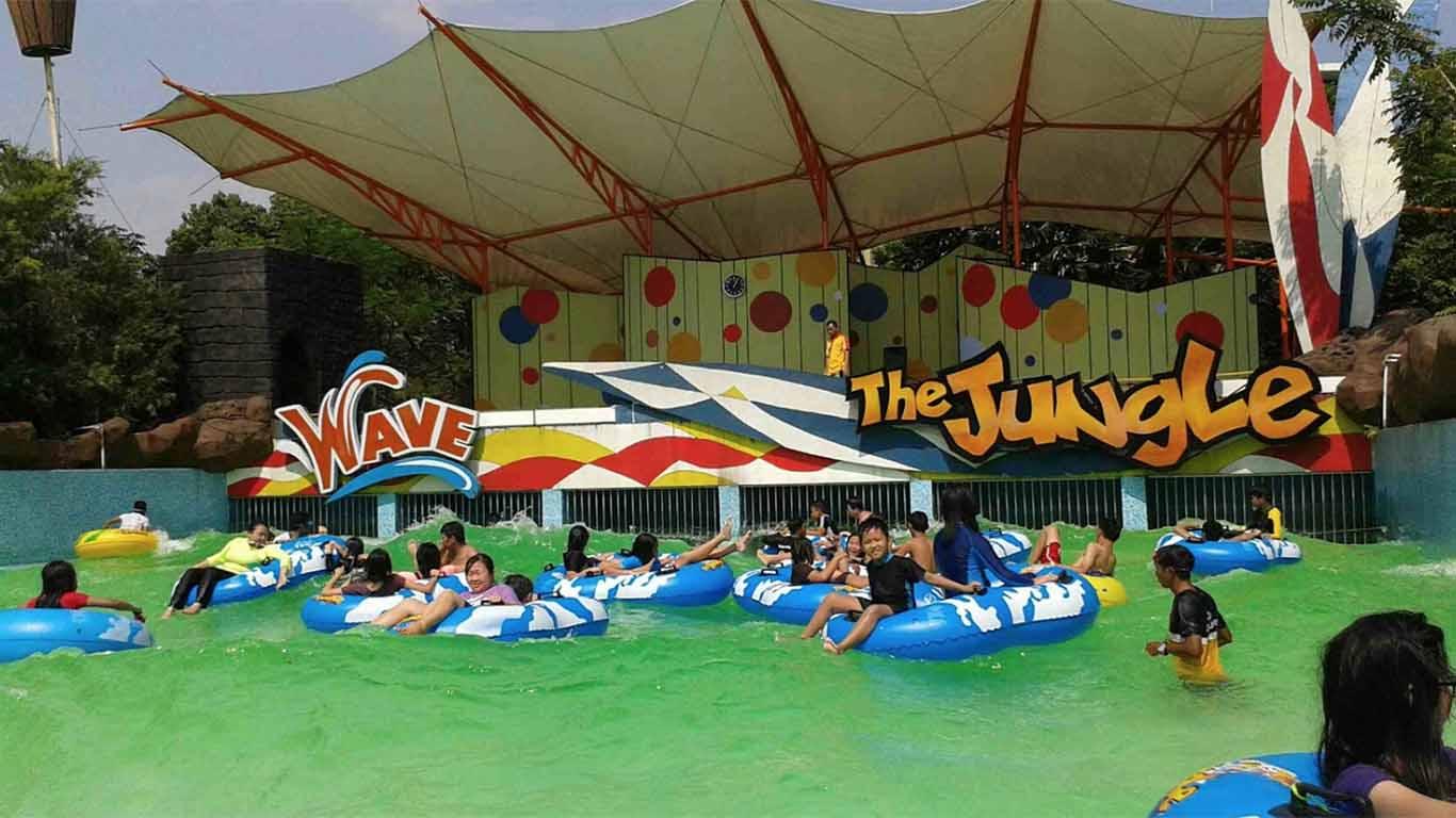 Wahana Promo Harga Tiket Masuk The Jungle Bogor 2019