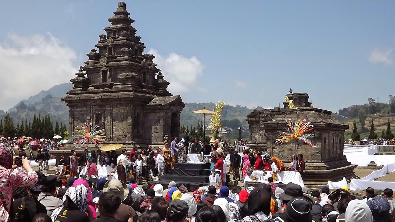 jadwal dieng culture festival