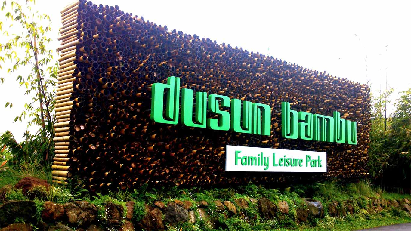 Harga Tiket Masuk Dusun Bambu Bandung