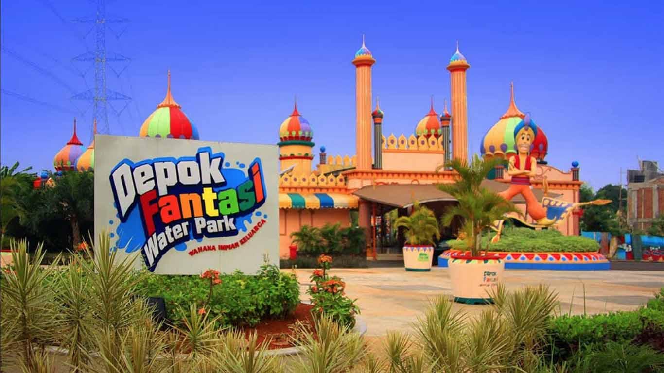 Harga Tiket Depok Fantasi Waterpark