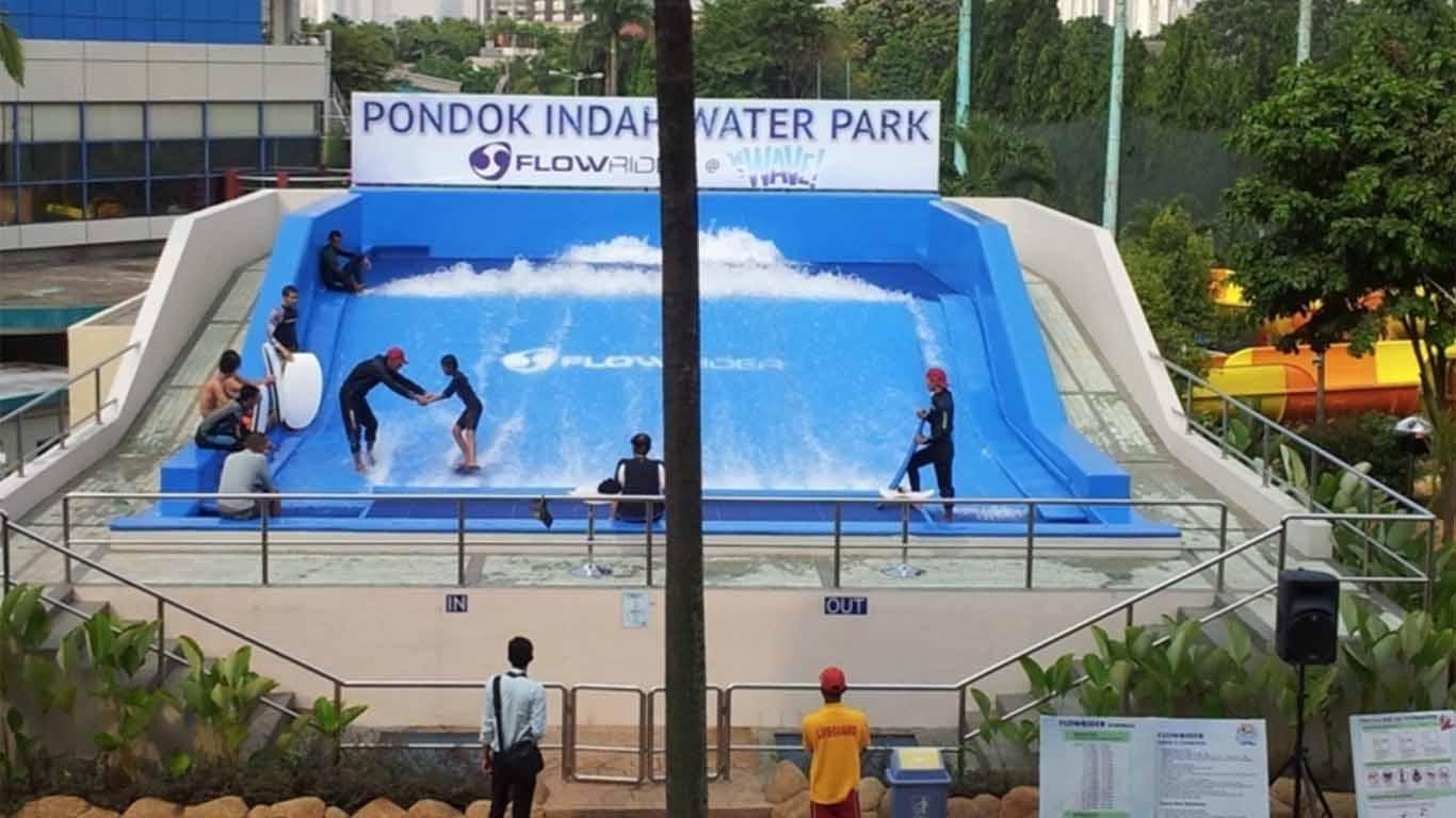 Harga Tiket Masuk Pondok Indah Waterpark