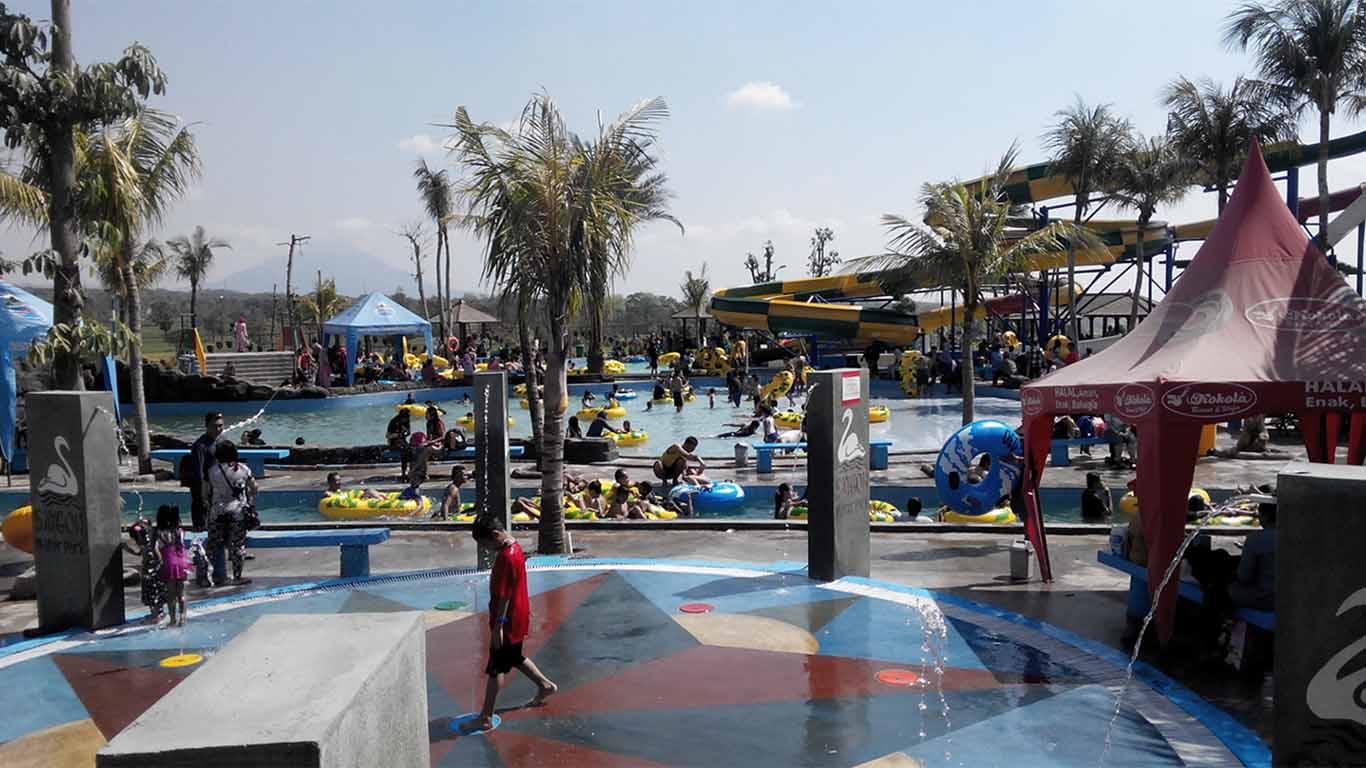 Harga Tiket Saygon Waterpark