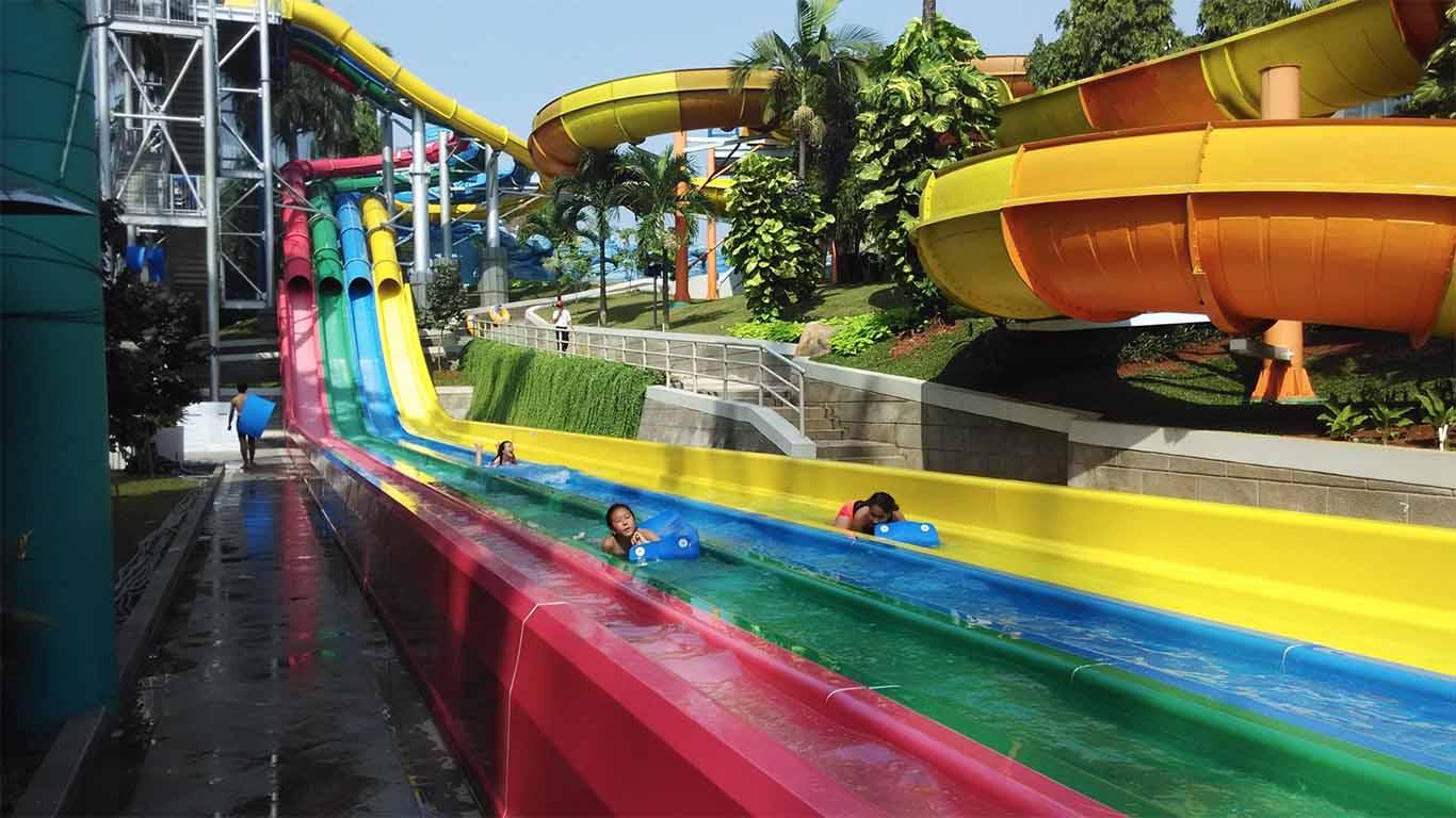 harga tiket Pondok Indah Waterpark 2018