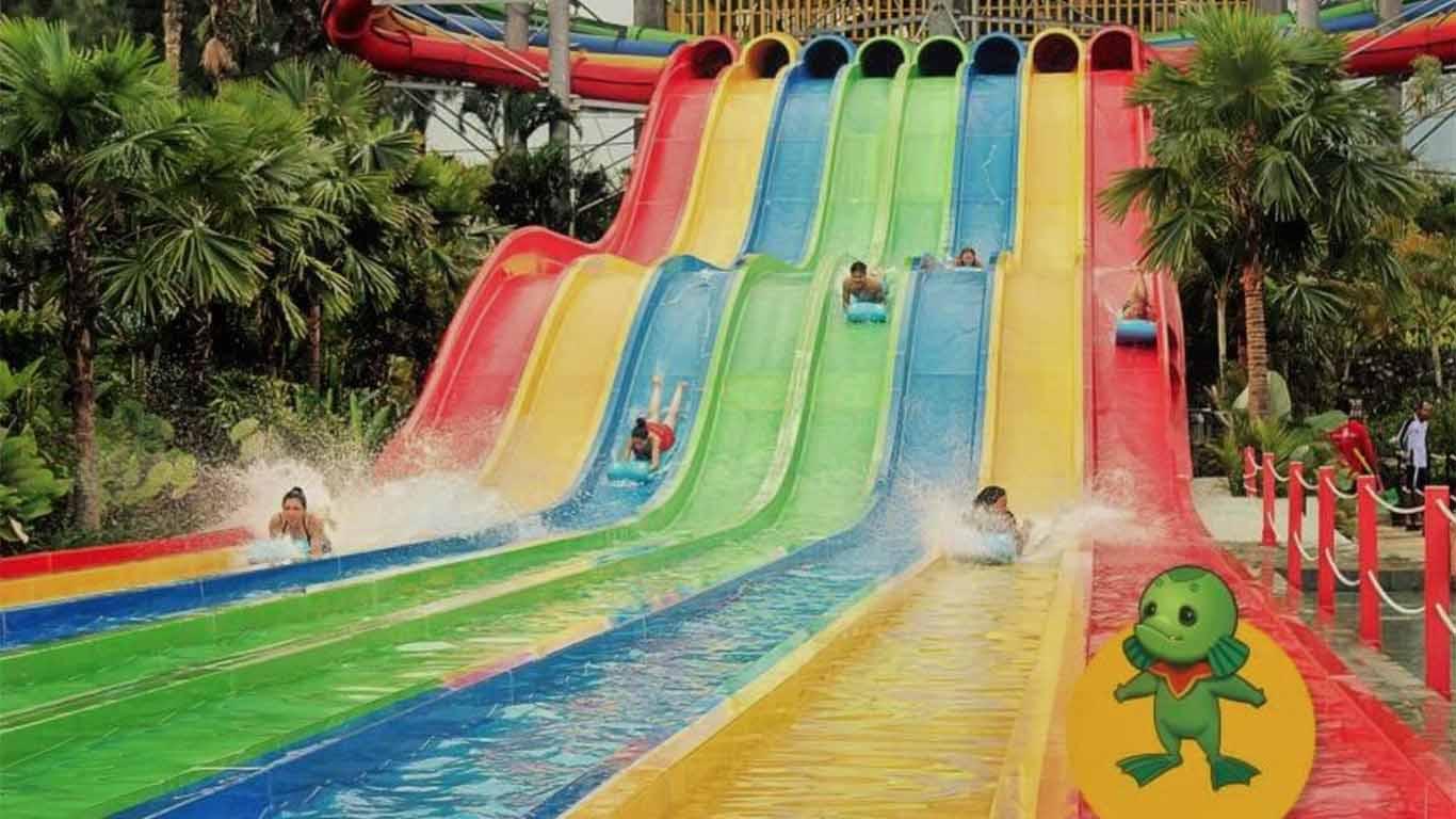 Promo O Wahana O Harga Tiket Jogja Bay Waterpark 2020