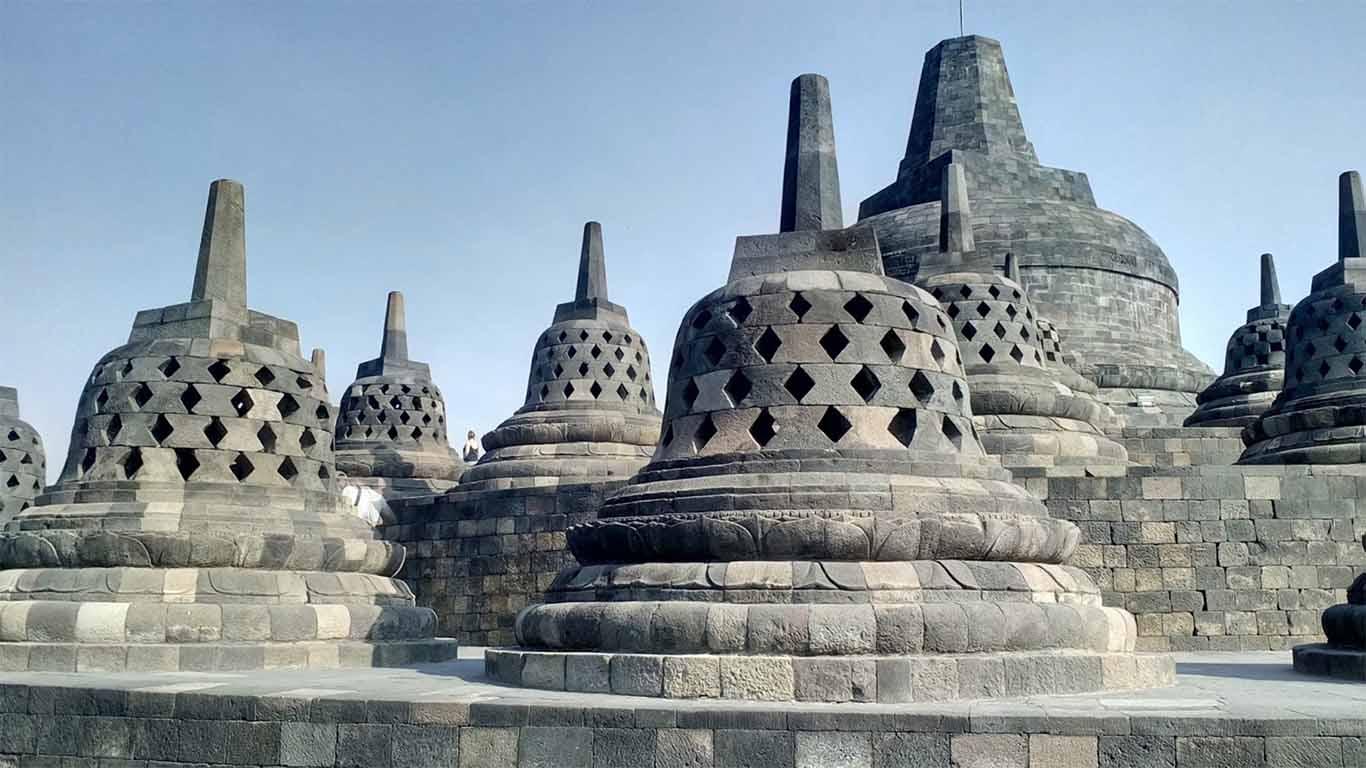 Harga Tiket Masuk Candi Borobudur S D Desember 2019