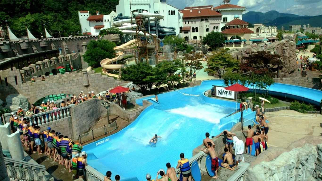 Harga Tiket Masuk Caribbean Island Waterpark