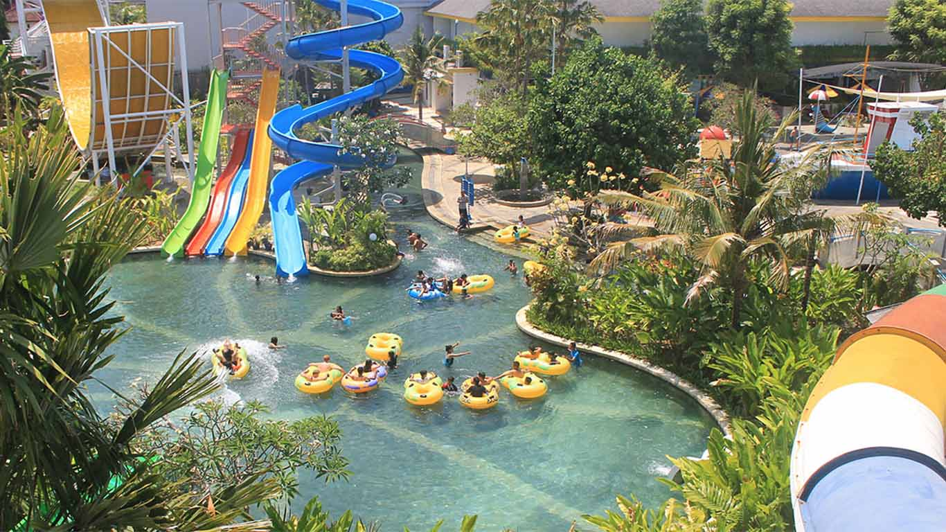 Harga Tiket Circus Waterpark Bali