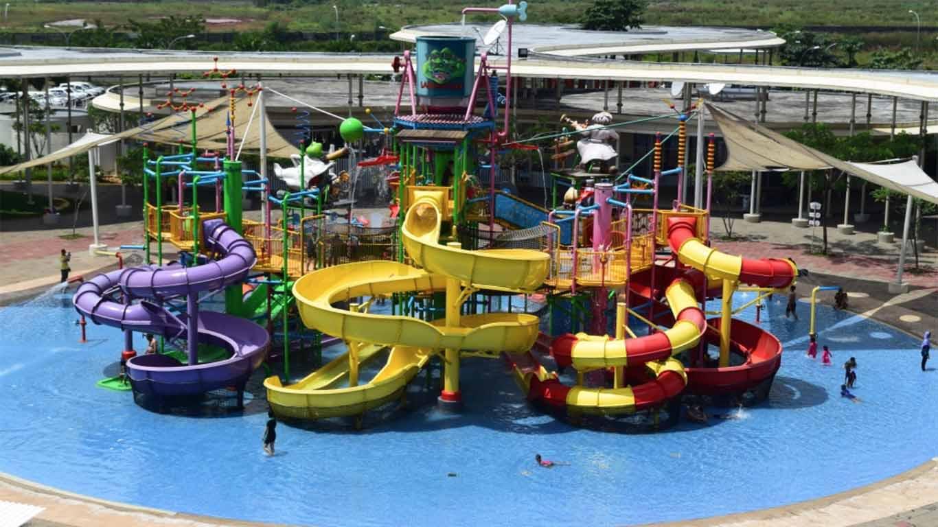 Harga Tiket Go Wet Waterpark