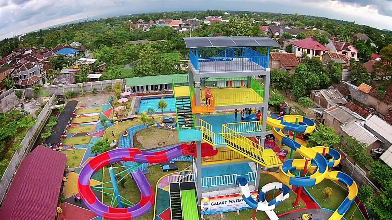 Harga Tiket Galaxy Waterpark Yogyakarta