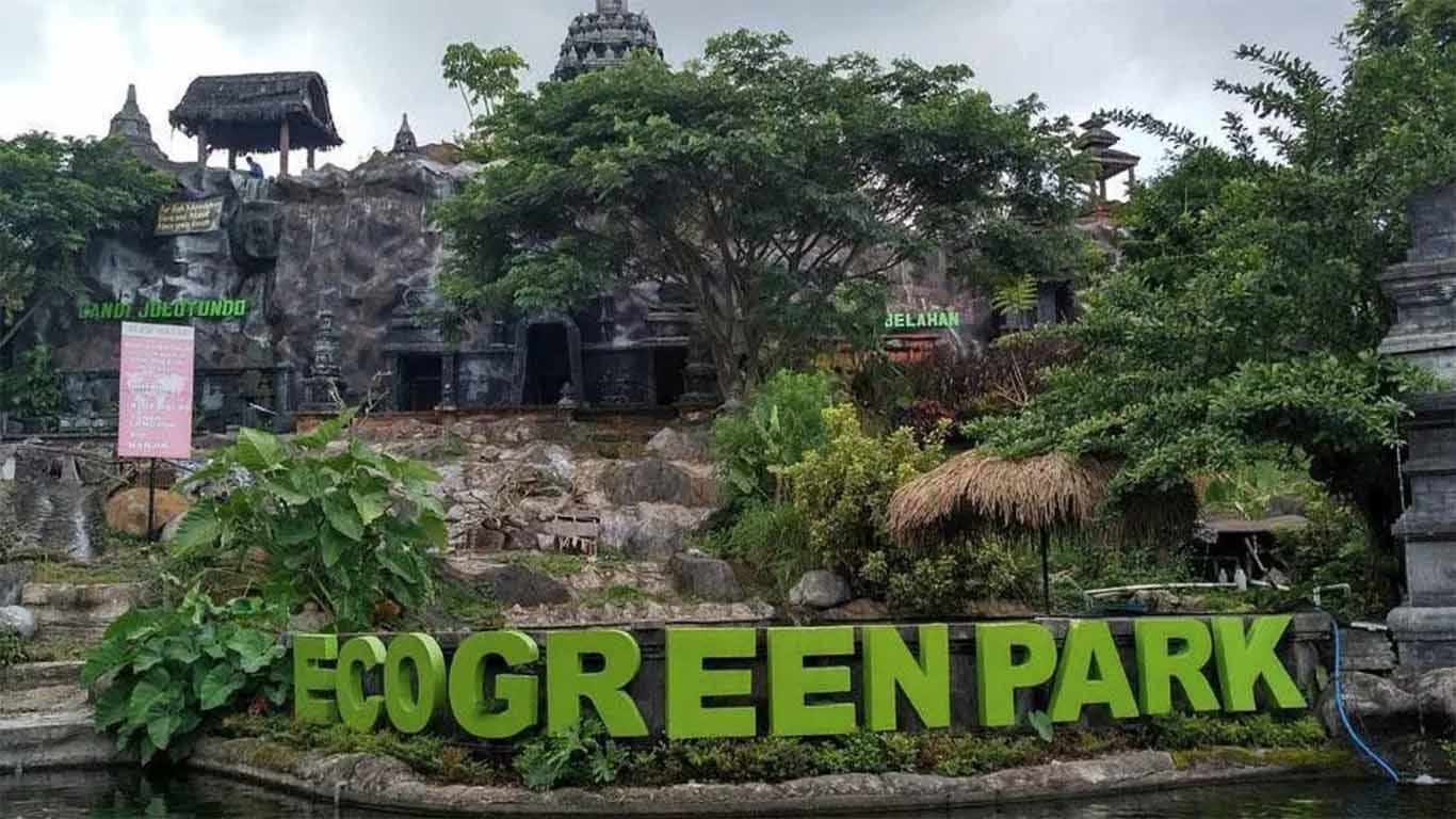 gambar wahana jatim park 2