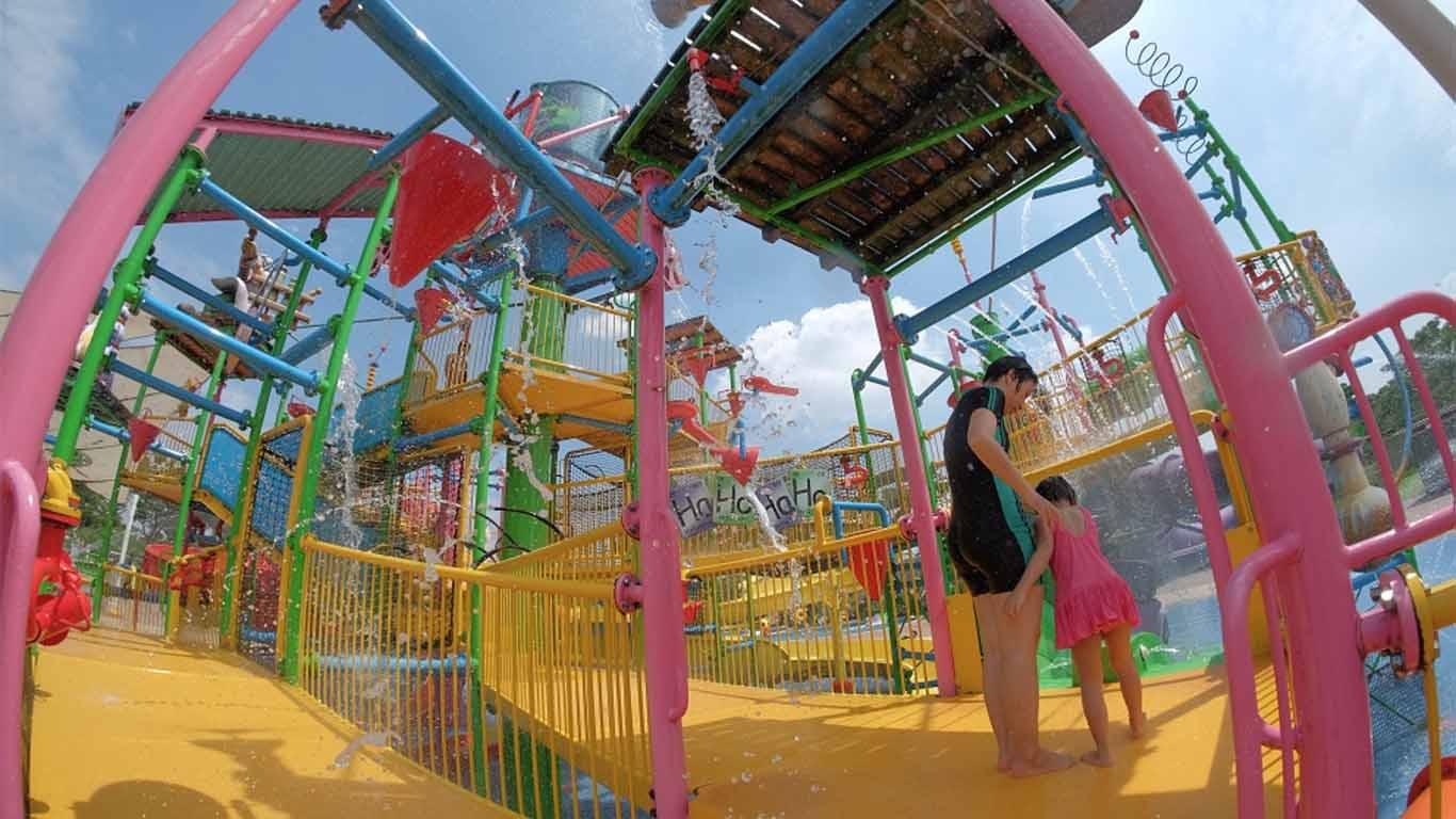 Go Wet Waterpark Promo Wahana Harga Tiket Masuk 2018 Grand Wisata Bekasi