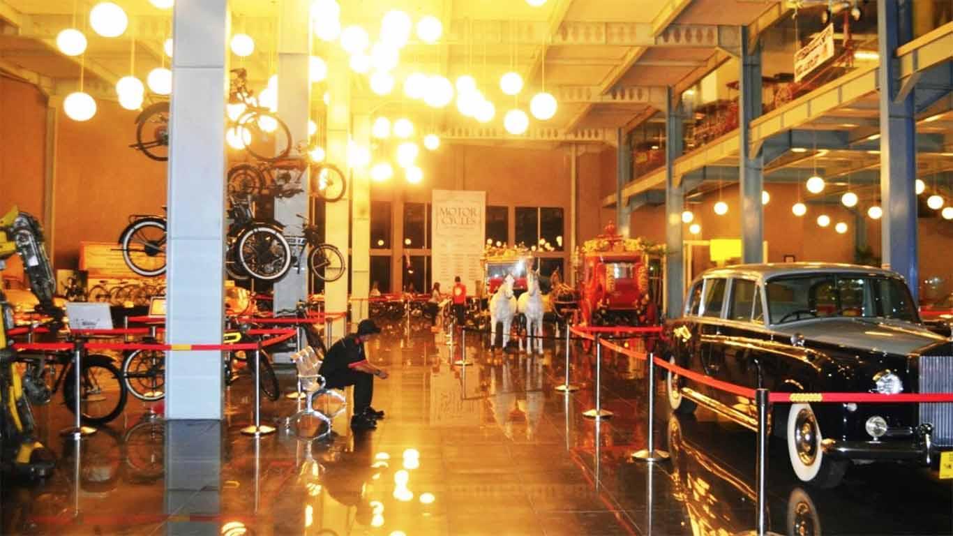 Zona Promo Harga Tiket Masuk Museum Angkut Batu 2019