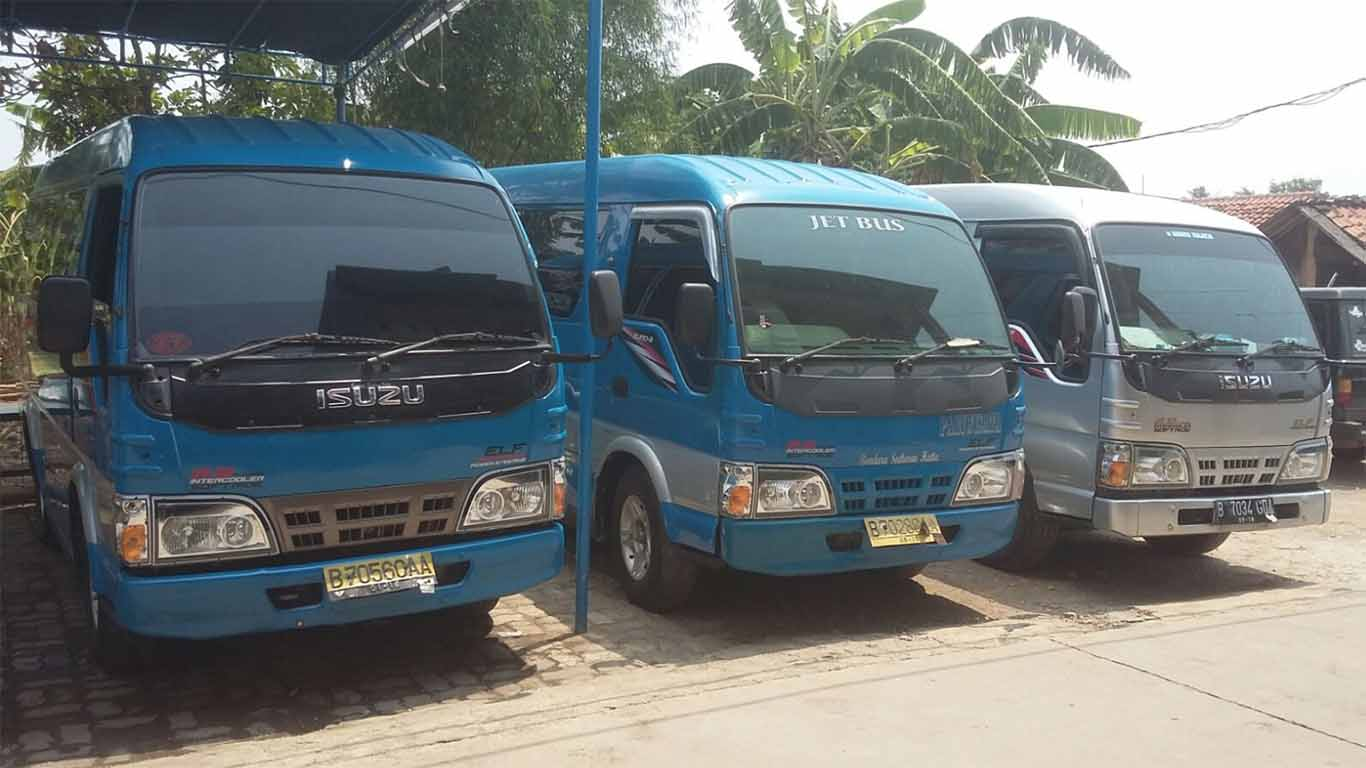 Agung Trans Travel Jakarta Solo