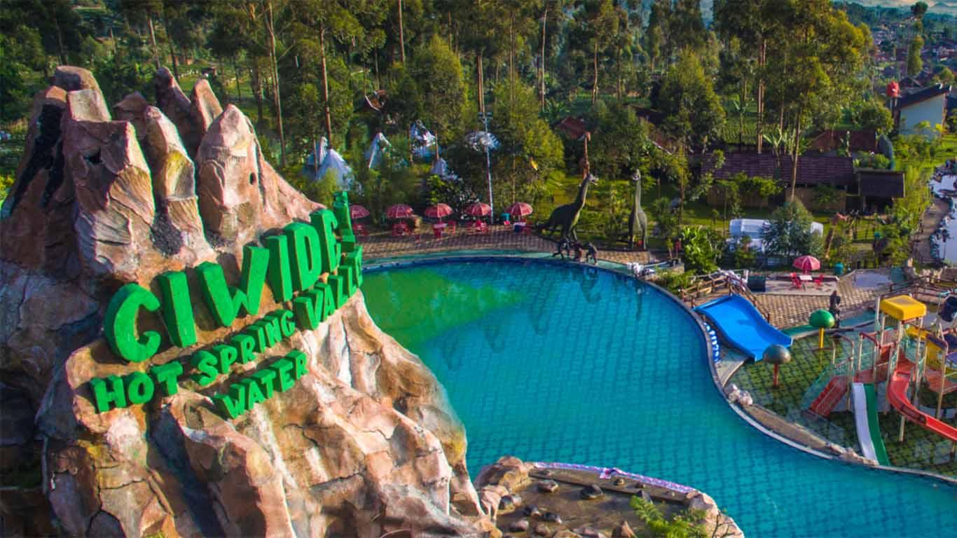 Harga Tiket Ciwidey Valley Resort