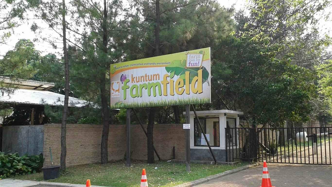 Harga Tiket Kuntum Farm Field Bogor
