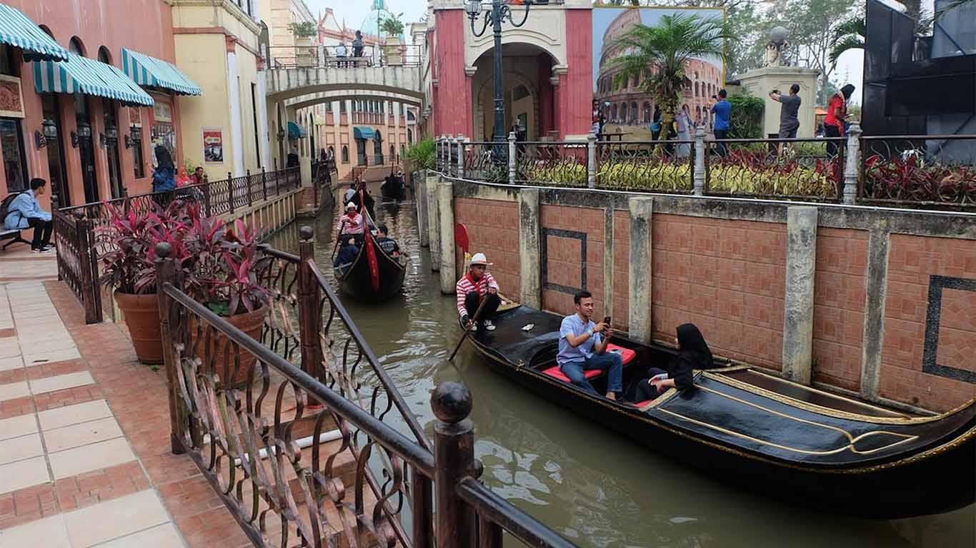 Harga Tiket Little Venice Bogor