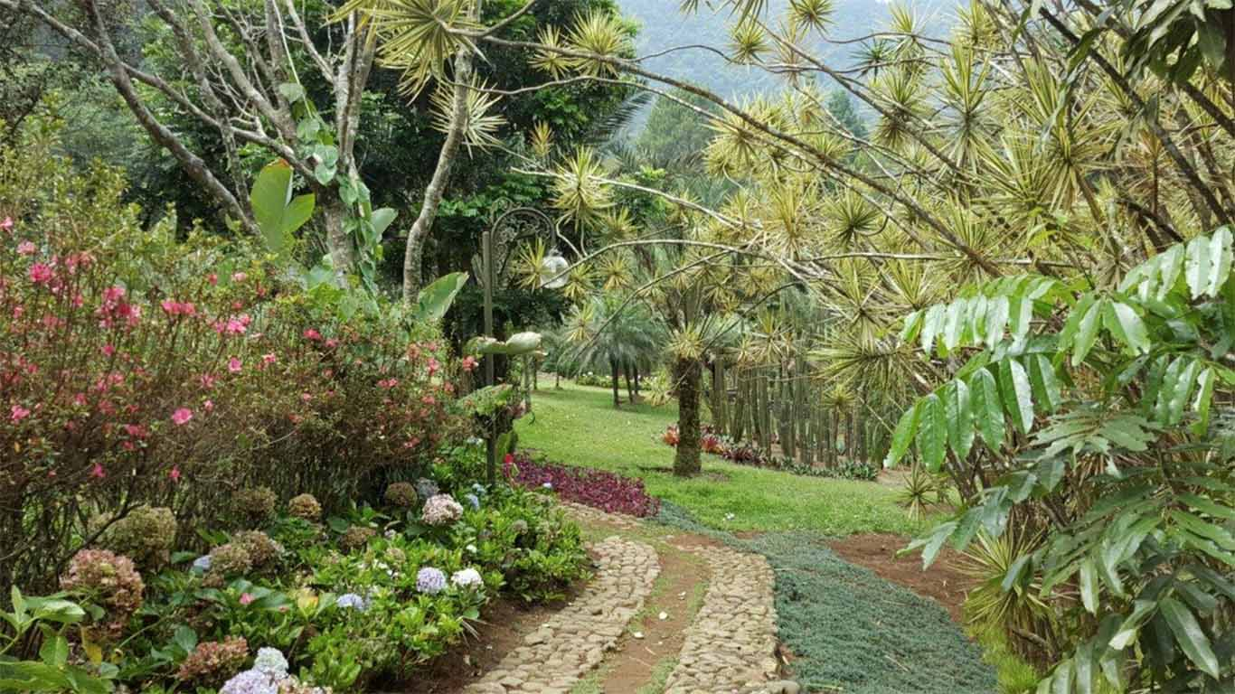 Harga Tiket Melrimba Garden Puncak