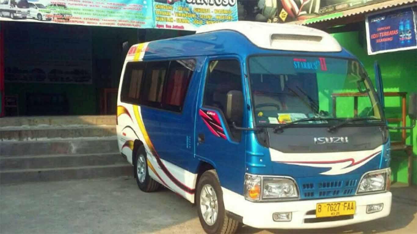 Harga Travel Jakarta Cilacap
