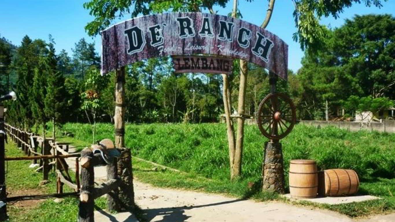 Harga Tiket De Ranch Lembang