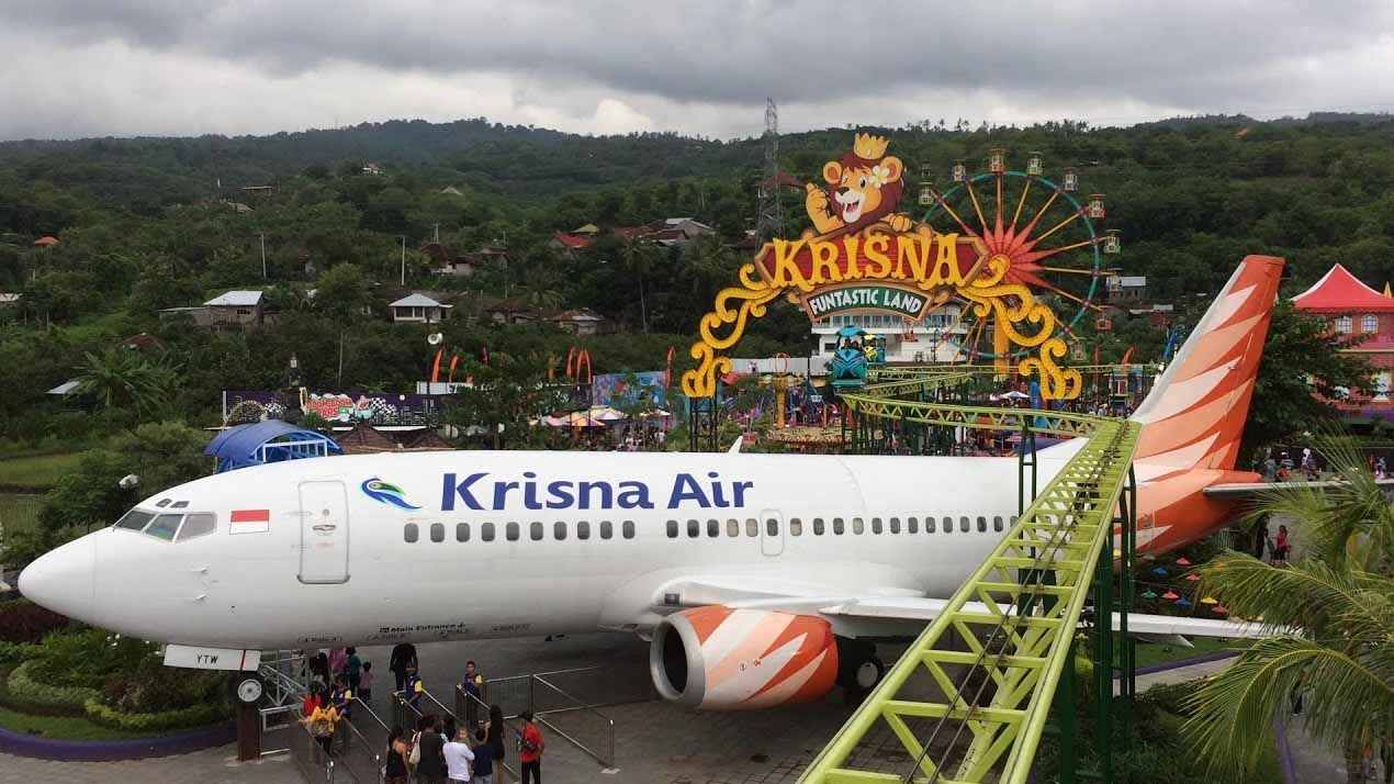 Harga Tiket Krisna Funtastic Land Bali