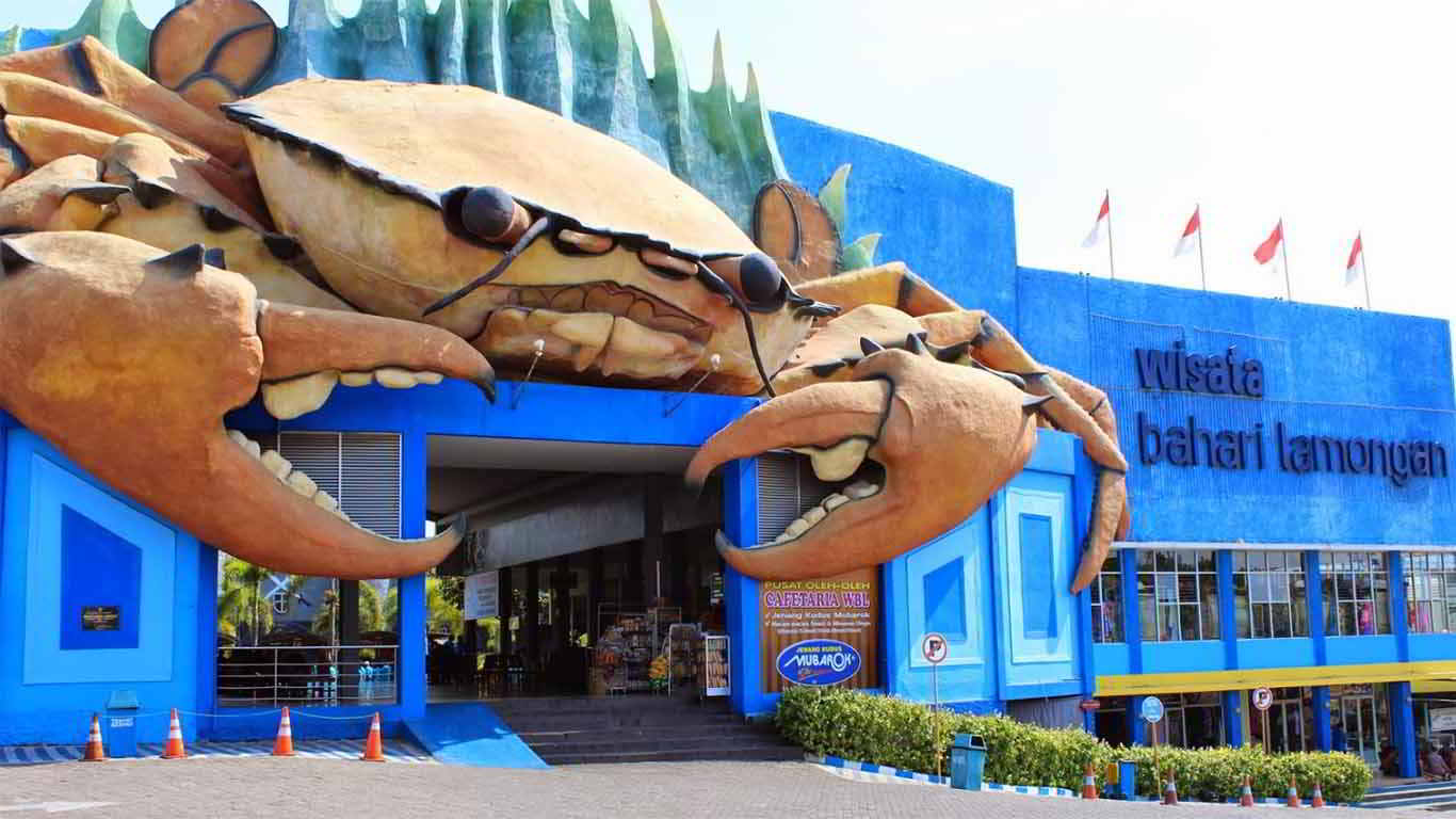 Wahana Harga Tiket Wisata Bahari Lamongan Wbl S D Des 2019
