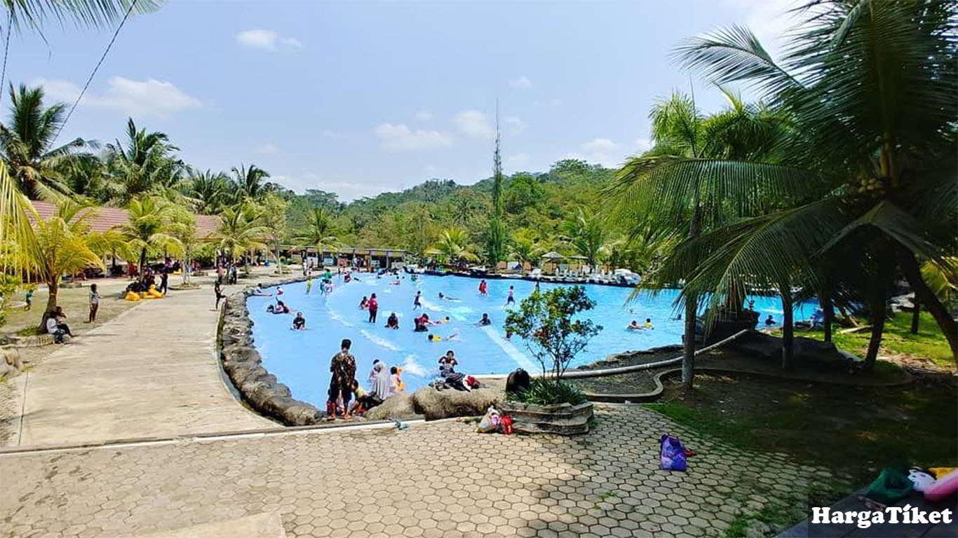 harga tiket Dream Land Water Park Ajibarang