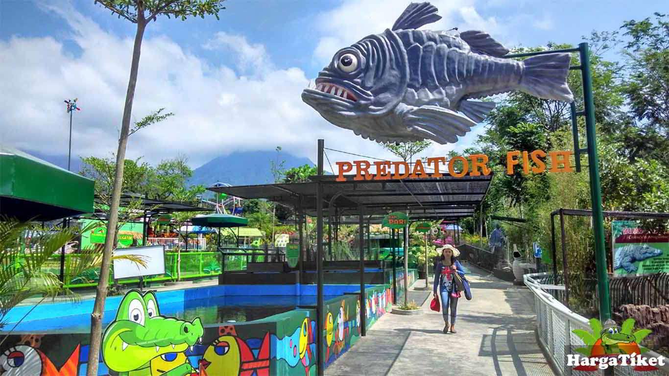 Harga Tiket Predator Fun Park