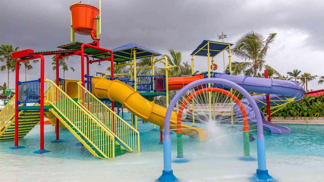 Harga Tiket Splash Waterpark Bali Terbaru 2019