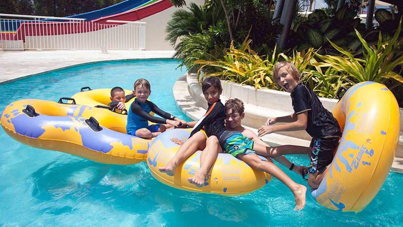 Harga Tiket Splash Waterpark Bali Terbaru