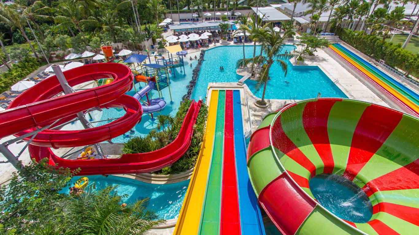 Harga Tiket Splash Waterpark