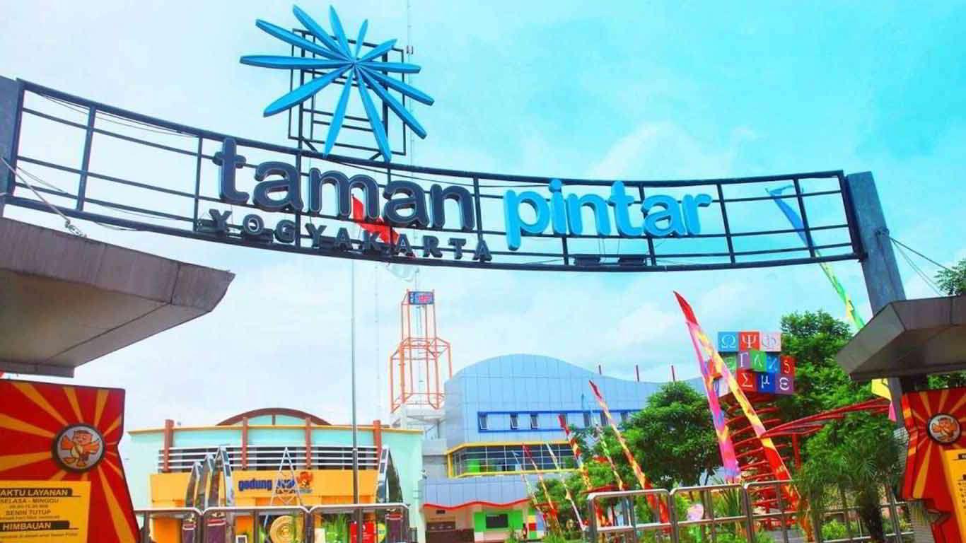 Wahana Harga Tiket Masuk Taman Pintar Jogja S D Des 2020