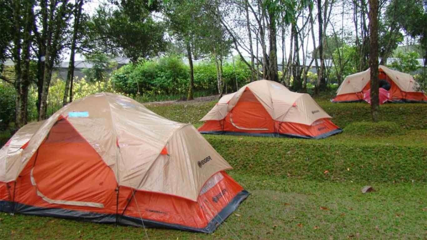 curug panjang camp