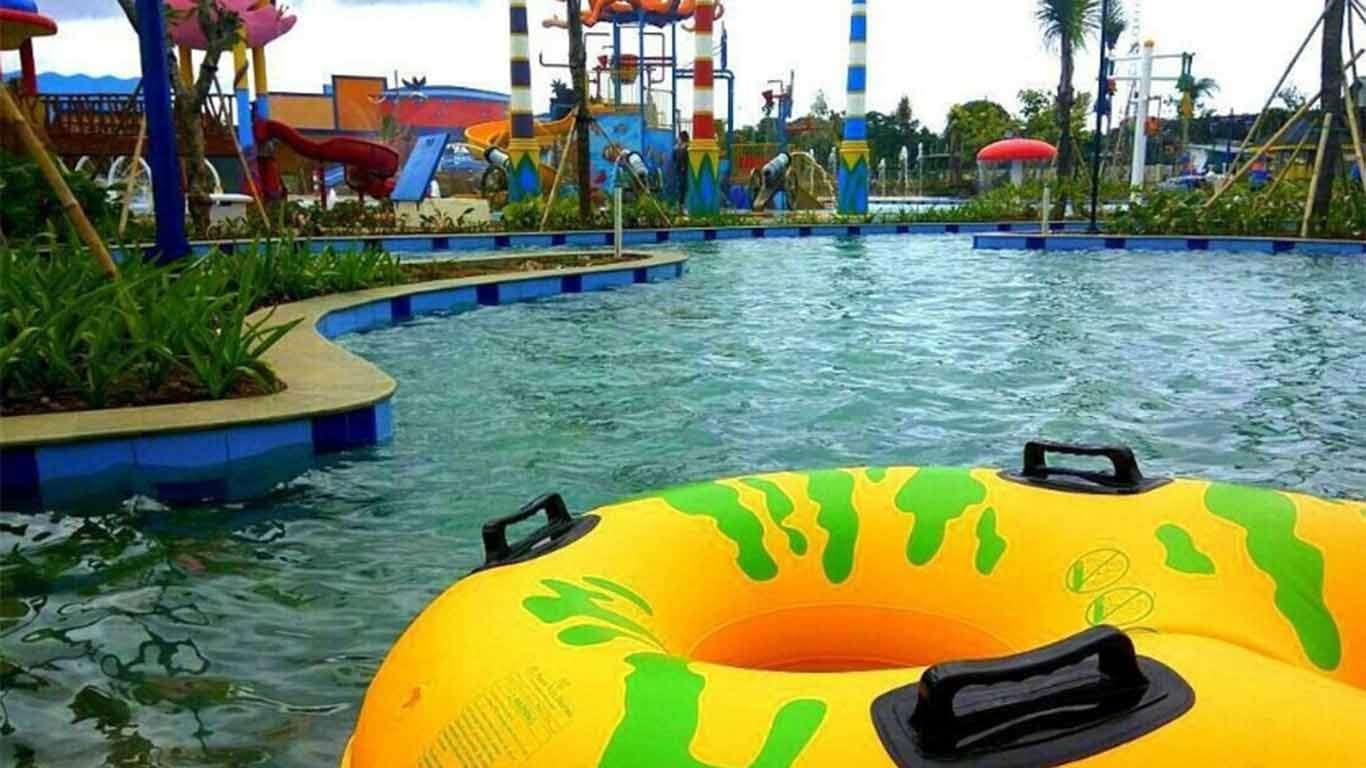 harga tiket batavia splash water adventure tangerang banten