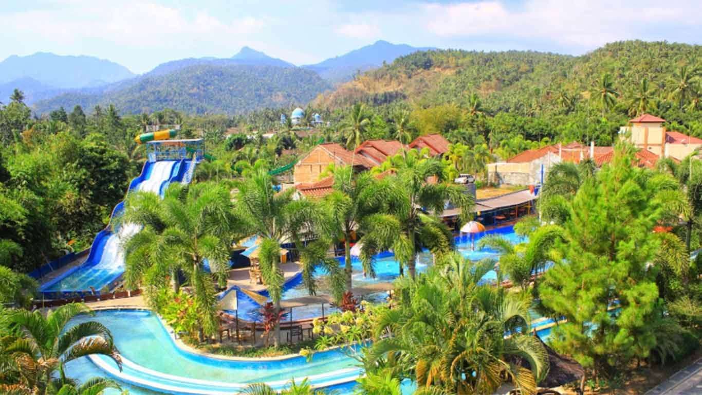 Harga Tiket Cafless Waterpark Lombok