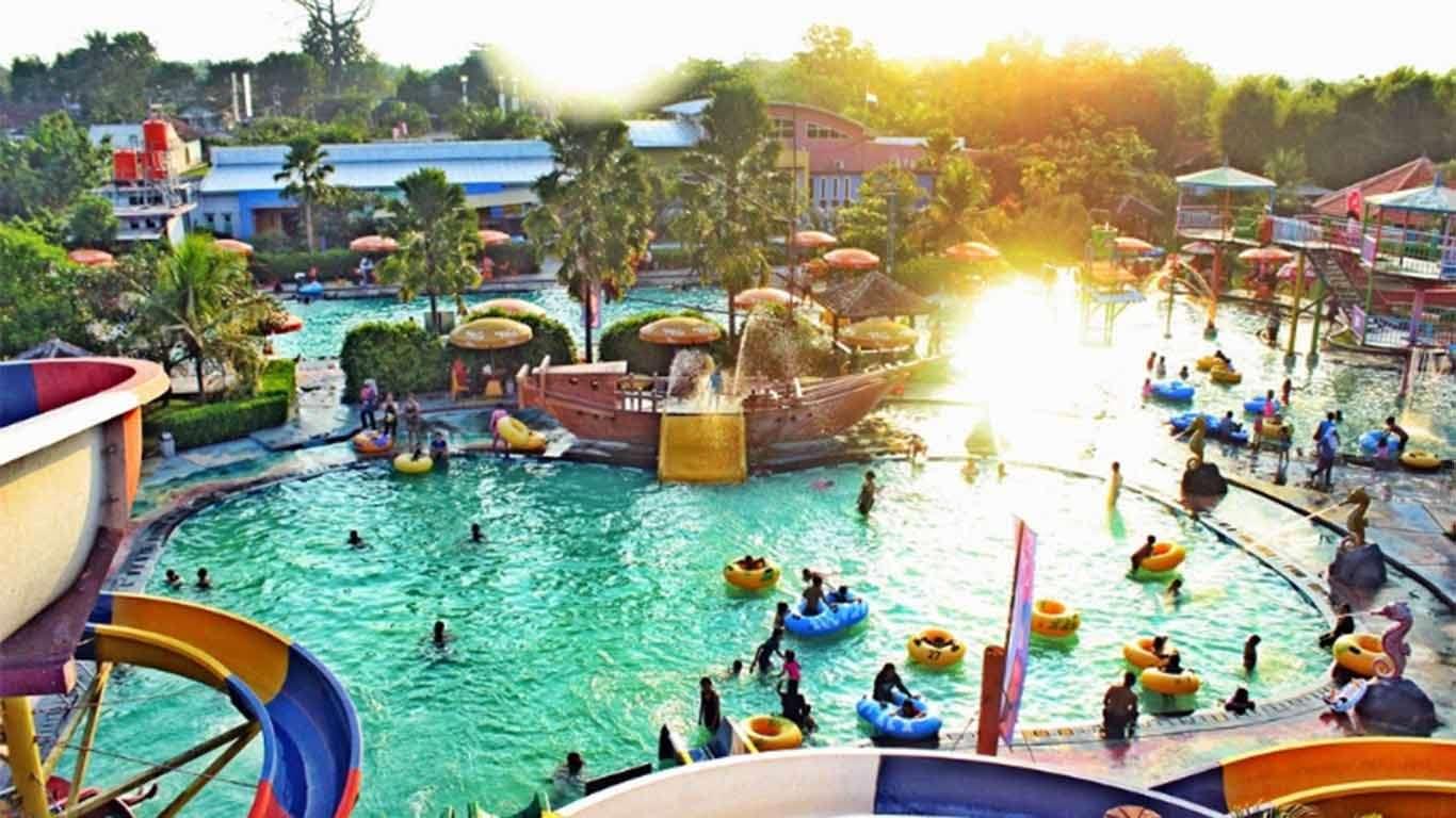 Harga Tiket Grand Puri Waterpark Bantul