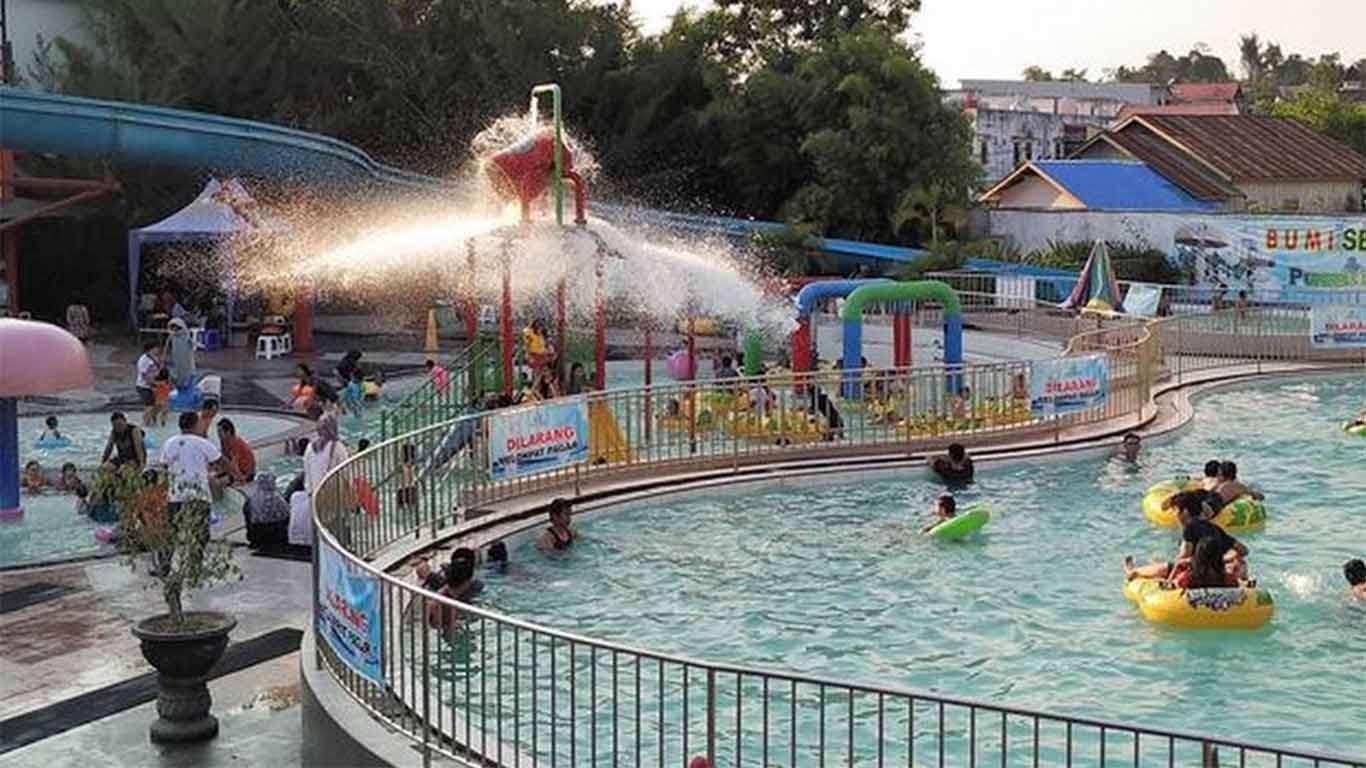 Harga Tiket Masuk Bumi Sempaja Waterpark