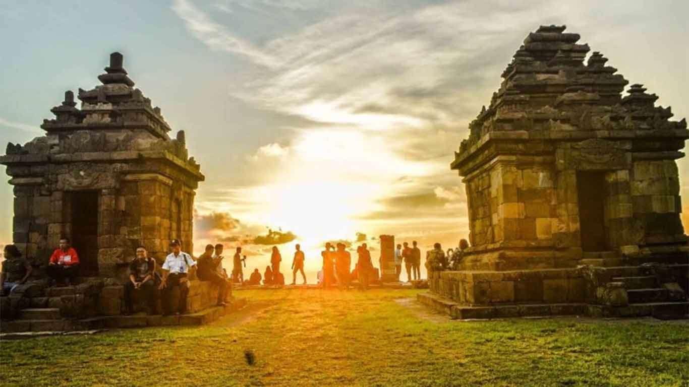 Harga Tiket Masuk Candi Ijo Yogyakarta